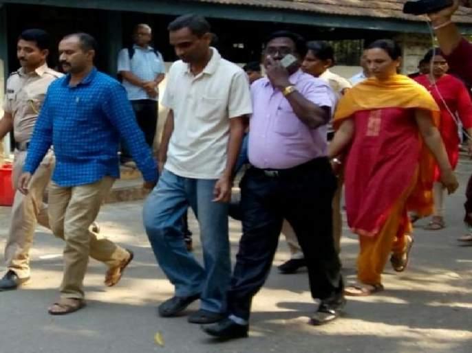 Tihar arrested along with key accused in Badlapur Sagar Investments   बदलापूरसागर इन्व्हेस्टमेंटमधील प्रमुख आरोपीसह तीघांना अटक