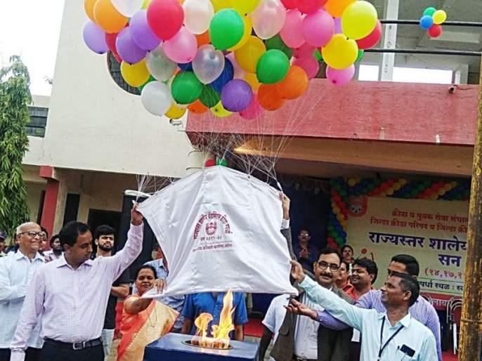 Athletic performance is a sure achievement - Jitendra Papalkar | खिलाडूवृत्तीने प्रदर्शन केल्यास यश निश्चित - जितेंद्र पापळकर