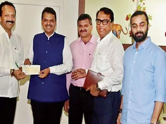 Maharashtra Vidhan Sabha 2019 BJP on the path of Bahujan Development Alliance? | Vidhan Sabha 2019: बहुजन विकास आघाडी भाजपच्या वाटेवर?