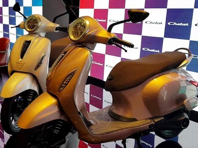 bajaj chetak electric scooter bookings reopen here is price features and driving range | पुन्हा सुरू झालं Bajaj Chetak च्या Electric Scooter चं बुकिंग; पाहा कशी कराल बूक स्कूटर