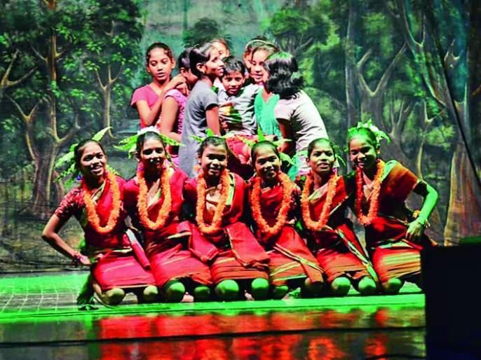 Balranbhumi Parishad... Hakkache Yaspeeth | बालरंगभूमी परिषद ...हक्काचे व्यासपीठ