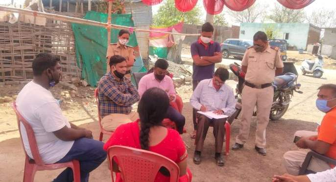 Child marriage ritual stopped at Pitesur near Nagpur | नागपूरनजीक पिटेसूरमध्ये रोखला बालविवाहाचा विधी