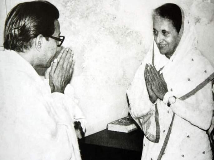 """Was Balasaheb in the presence Fight for Independence? He had merged with Indira Gandhi""; nilesh rane Attack on Shiv Sena vrd | ""स्वातंत्र्यलढ्यात बाळासाहेब होते का?, त्यांनी तर इंदिरा गांधींशी मांडवली केली होती""; शिवसेनेवर प्रहार"
