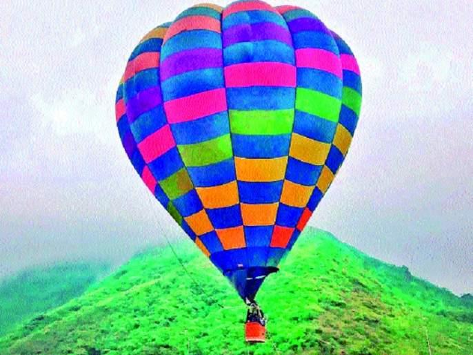 An opportunity for the Sattarkar Captain to perform at the International Balloonfesta in the United States   अमेरिकेतील आंतरराष्ट्रीय बलुनफिस्टामध्ये सातारकर कॅप्टनला कर्तृत्वची संधी