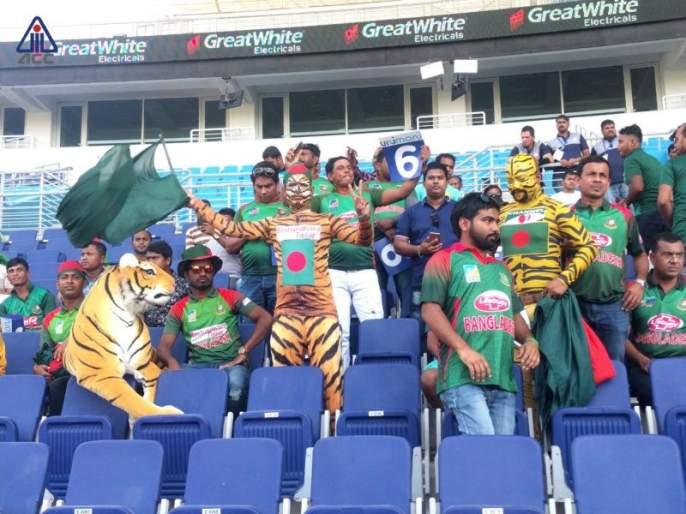 Asia Cup 2018: Afghanistan won the toss and opted to bat against Bangladesh   Asia Cup 2018: बांगलादेशविरुद्ध अफगाणिस्तानने नाणेफेक जिंकून फलंदाजी स्वीकारली