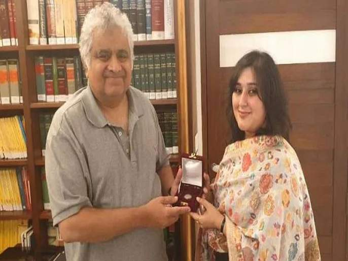 Meeting Harish Salve, Sushma Swaraj's Daughter Fulfils Her Last Promise | ...अन् सुषमा स्वराज यांची 'ती' अंतिम इच्छा झाली पूर्ण