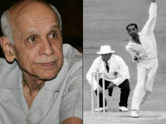 "In 1964 India's left-arm spinner RG ""Bapu"" Nadkarni delivered a record 21 consecutive maiden overs | सलग 21 षटकं निर्धाव, 131 चेंडूत एकही धाव न देणारा 'कंजूस' गोलंदाज आहे तरी कोण?"