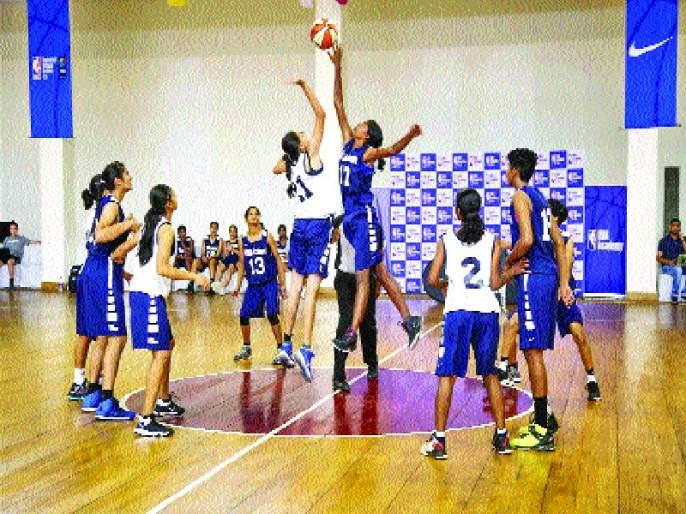 The future of women's basketball is bright | महिला बास्केटबॉलचे भवितव्य उज्ज्वल