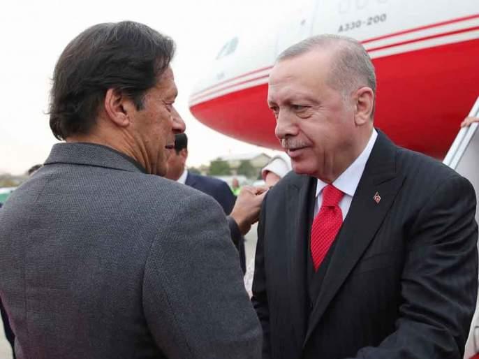 Turkey giving big blow to Pakistan; Turkey, India look to revitalise ties as US changes Afghan strategy   पाकिस्तान रडणार! 'दोस्त दोस्त ना रहा...'; तुर्की सख्ख्या मित्राची साथ सोडून भारताच्या वाटेवर