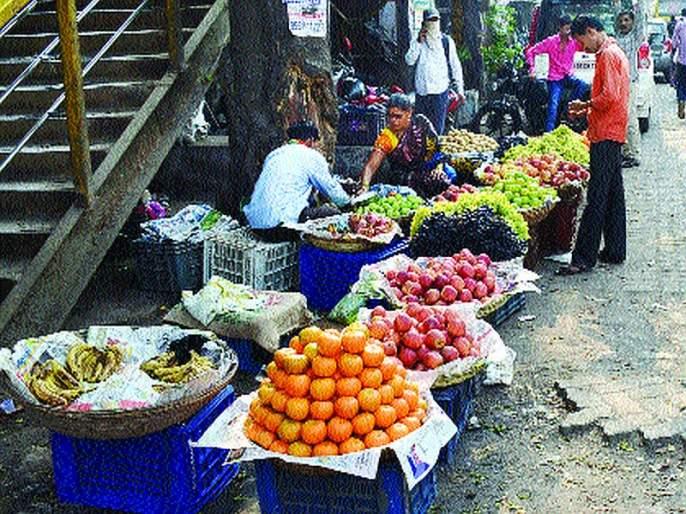 Striking action against the ferrymen in Badlapur | बदलापूरमध्ये फेरीवाल्यांवर होणार धडक कारवाई