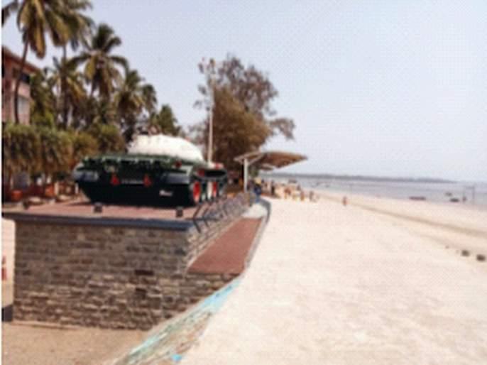 CoronaVirus Lockdown News: The beach in the district is deserted again | CoronaVirus Lockdown News: जिल्ह्यात समुद्रकिनारा पुन्हा सुनासुना