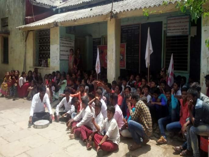 connect Manjrath school's tap connection till 22; Tahasildar's order to Gram Panchayat | मंजरथ शाळेचे नळ कनेक्शन २२ पर्यंत जोडण्याचे ग्रामपंचायतीस आदेश