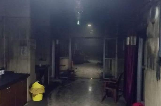 Bhandara fire death toll rises to 11 | भंडारा अग्निकांड बळींची संख्या पोहोचली 11 वर