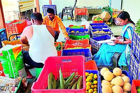'Online Mandi' and 'Kisan Connect'!... | 'ऑनलाइन मंडी' आणि 'किसान कनेक्ट'!