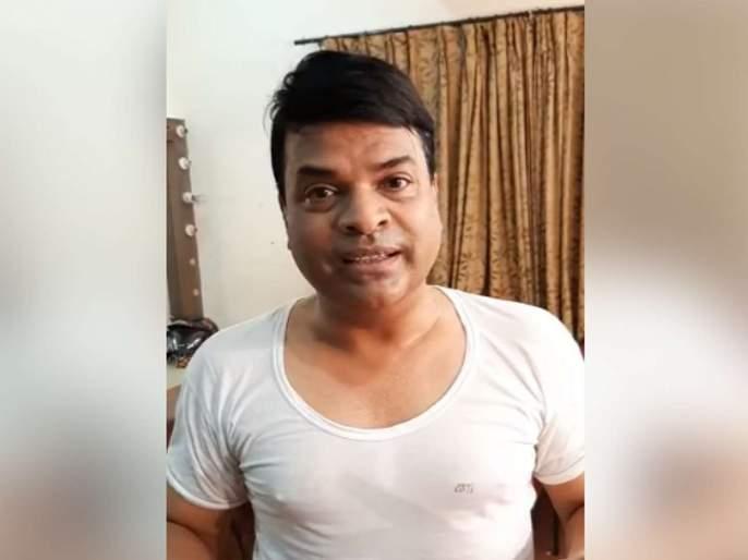 VIDEO : Actor Bharat Jadhav gets angry due to inadequate facilities in theater   VIDEO : नाट्यगृहातील अपुऱ्या सुविधांमुळे अभिनेता भरत जाधव संतप्त