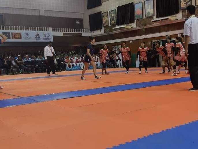 South Asian Games: Indian women's second victory in Kabaddi, men's wins first match | दक्षिण आशियाई क्रीडा स्पर्धा : कबड्डीत भारतीय महिलांचा दुसरा विजय, तर पुरुषांची विजयी सलामी