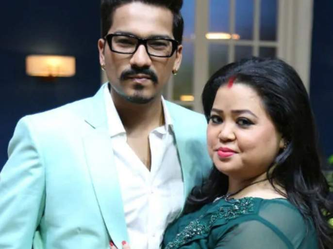 Comedian Bharti Singh and her husband were arrested in a drug case | ड्र्ग्स केसप्रकरणी कॉमेडियन भारती सिंह पाठोपाठ तिच्या पतीलाही अटक