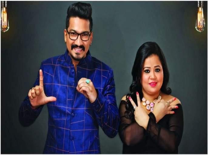 Bharti Singh complaints about Harsh to brother Mika Singh | आणि भारती सिंगने मिका सिंगला केली पती हर्ष लिंबाचियाची तक्रार