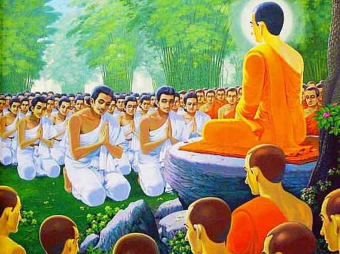 These 'ten' things said by Lord Buddha will change you internally and externally! | भगवान बुद्धांनी सांगितलेल्या 'या' दहा गोष्टी तुम्हाला अंतर्बाह्य बदलून टाकतील!