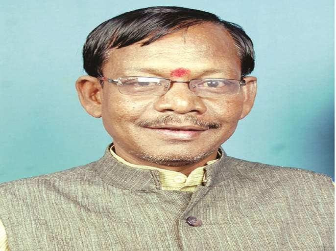 After 24 years of fragmentation, Bhimarao Kerama became MLA frm Kinwat | तब्बल २४ वर्षाच्या खंडानंतर भीमराव केरामांच्या गळ्यात आमदारकीची माळ