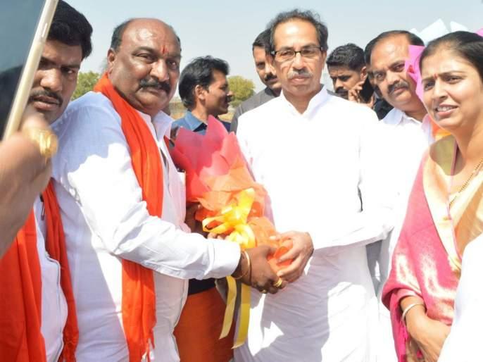 shiv sena leader sandipan bhumre gets guardian ministerialship of yavatmal district | 'ते' पद पुन्हा शिवसेनेकडेच; मुख्यमंत्र्यांनी 'या' शिलेदारावर सोपवली महत्त्वाची जबाबदारी