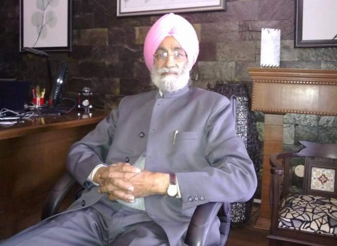 Bhupinder Singh Mann out of the committee set up by the Supreme Court | सुप्रीम कोर्टाद्वारे स्थापित समितीतून भूपिंदरसिंग मान बाहेर