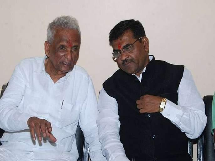 Bhausaheb rupnar is become heir of Ganpat deshmukh, a candidate declare from sangola constituency | गणपत आबांचा राजकीय 'वारसदार' ठरला, सांगोल्यात शेकापकडून उमेदवार जाहीर