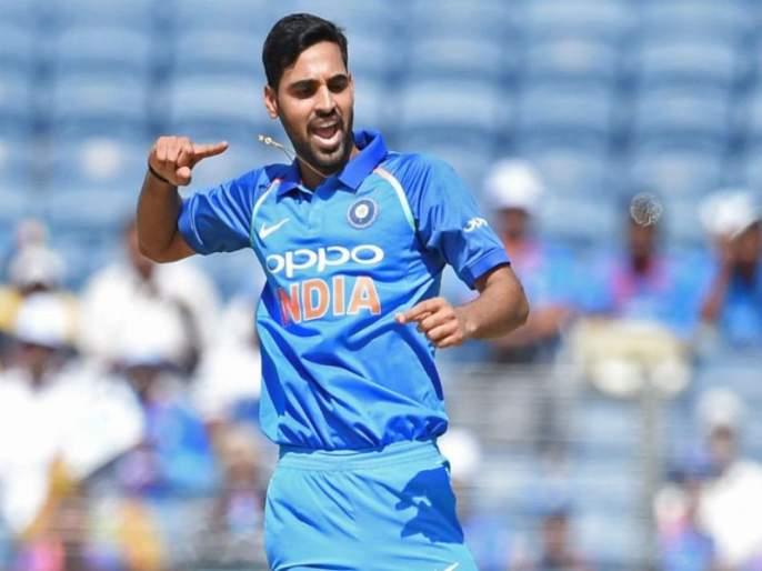 India vs Australia 1st ODI: Bhuvneshwar Kumar's pick his 100 ODI wicket | India vs Australia 1st ODI : 2019ची पहिली विकेट अन् भुवनेश्वर कुमारचा पराक्रम