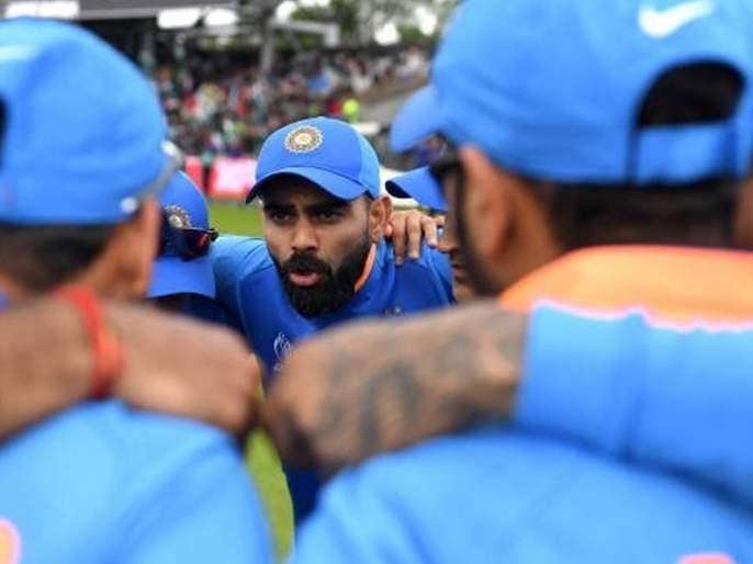 India vs Pakistan, ICC World Cup 2019 : Bhuvneshwar Kumar ruled out of next 2-3 World Cup games   India vs Pakistan : गड आला, पण सिंह गेला; भारताचा 'हा' खेळाडू पुढील तीन सामन्यांना मुकणार!