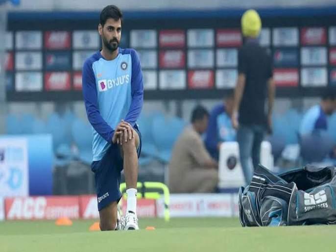 Bhuvneshwar Kumar certain to miss the entire tour of New Zealand: Sources   टीम इंडियाची चिंता वाढली; भुवनेश्वर कुमारच्या दुखापतीवर शस्त्रक्रिया करावी लागणार