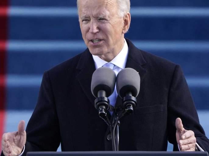 Over 150 National Guard troops in Washington for Biden inauguration test positive for Covid 19 | बायडेन यांच्या शपथविधी सोहळ्यादरम्यान तैनात केलेल्या सुरक्षारक्षकांपैकी १५० जण कोरोना पॉझिटिव्ह