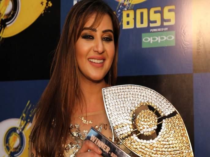 shilpa shinde not getting good offers alleged cintaa | 'बिग बॉस' जिंकूनही शिल्पा शिंदेला मिळेना मनासारखे काम, आता केलेत हे आरोप