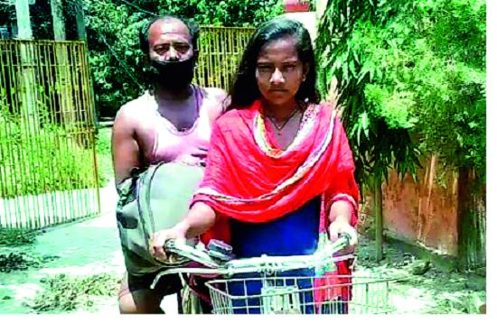 Jyoti Kumari, poor father, backwardness and Bihar! | ज्योतीकुमारी, गरीब बाप, मागासलेपणा अन् बिहार!
