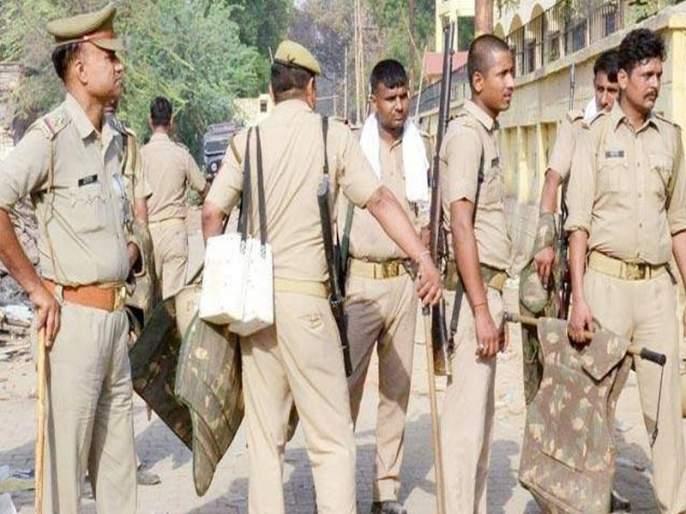 45 policemen suspended for taking bribe in Bihar   लाच घेतल्याप्रकरणी 45 पोलिसांवर निलंबनाची कारवाई
