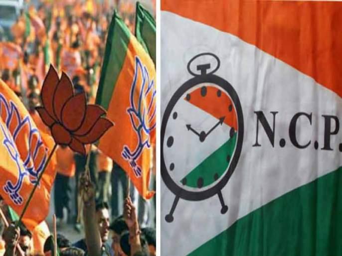 Nitin Landage elected Pimpri-Chinchwad Standing Committee Chairman; Defeat of NCP candidate | पिंपरीत भाजपने मैदान मारलं; स्थायी समितीच्या निवडणुकीत राष्ट्रवादीचा दारुण पराभव