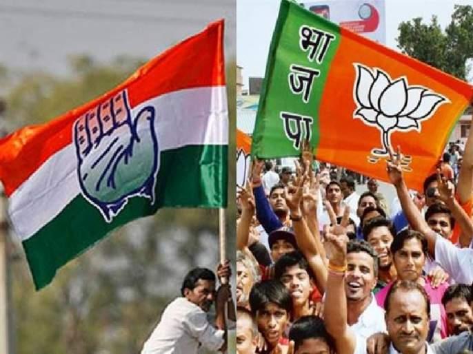 BJP's mechanism to weaken Congress in Gujarat | गुजरातेत काँग्रेसला कमजोर करण्याचे भाजपाचे तंत्र