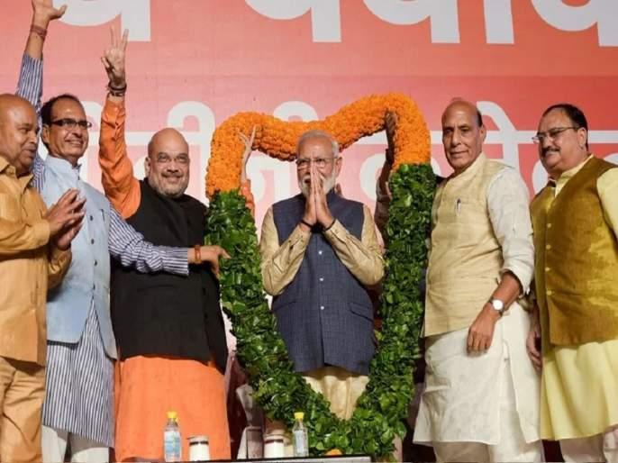 Minister's faces will change Modi government in Part -2 | मोदी सरकार पार्ट-2 मध्ये बदलणार मंत्र्यांचे चेहरे; शहांना कोणतं खातं देणार?