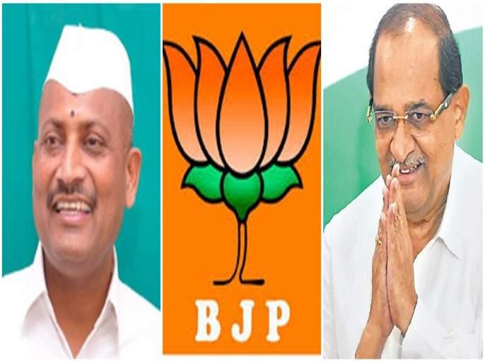 BJP candidat judgment vikhe Or bjp | मुरकुटेंच्या उमेदवारीचा चेंडू भाजप की विखेंच्या कोर्टात