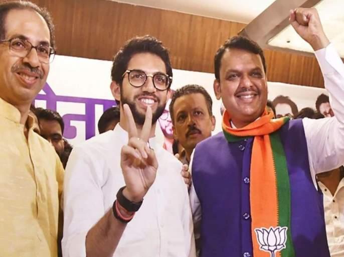 shiv sena leader aaditya thackeray slams bjp says we assumed them friend they became enemy | पुन्हा भाजपसोबत जाणार का?; 'नव्या समीकरणा'चा दाखला देत आदित्य ठाकरे म्हणाले...