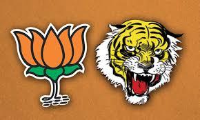 Maharashtra Vidhan Sabha 2019 : if the time comes Shiv sena - BJP ready for self battle of Vidhan sabha   वेळ पडल्यास सेना-भाजपाची स्वबळाचीही तयारी