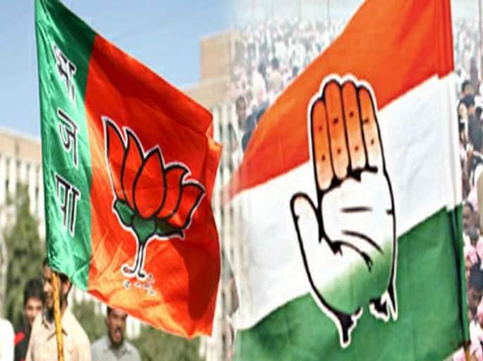 OPINION POLL: BJP has the opportunity to make a miracle of Congress in Gujarat | OPINION POLL : गुजरातमध्ये भाजपाला निसटते बहुमत, पण काँग्रेसला चमत्काराची संधी?