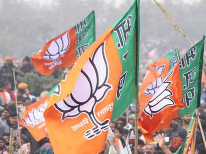 lok sabha election 20199 BJP candidate arrested for blaming EVM | भाजप उमेदवाराला ईव्हीएम फोडल्याच्या आरोपावरून अटक