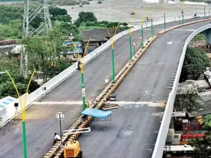 'Chunabhatti-BKC flyover open for two-wheelers, three-wheelers' | 'चुनाभट्टी-बीकेसी उड्डाणपूल दुचाकी, तीन चाकी वाहनांसाठी खुला करा'
