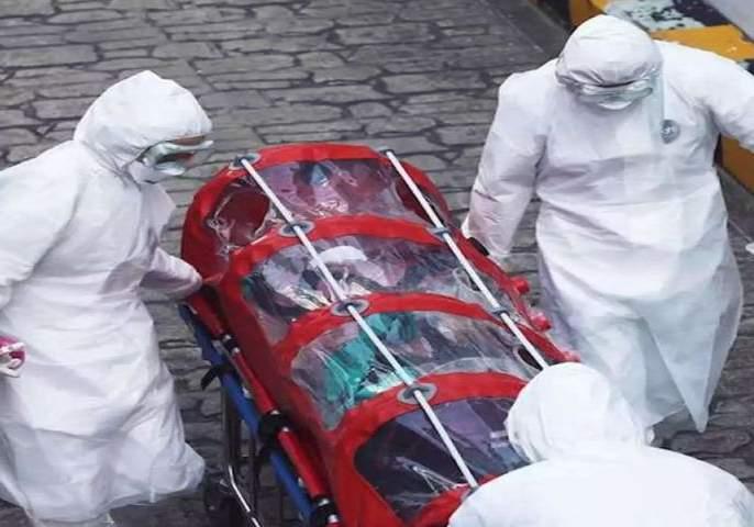 Corona Cases: Three more deaths: 845 new positives   Corona Cases : आणखी तिघांचा मृत्यू: ८४५ नवे पाॅझिटिव्ह