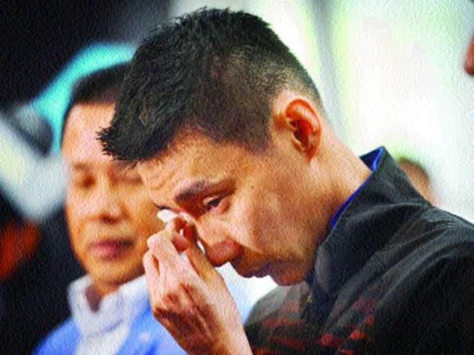 Badminton star Lee Chong announced his retirement | बॅडमिंटन स्टार ली चोंगने जाहीर केली निवृत्ती