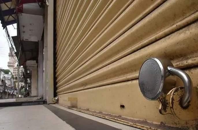 Finally, lockdown in five cities in Buldana district | अखेर बुलडाणा जिल्ह्यातील पाच शहरांमध्ये लाॅकडाउन