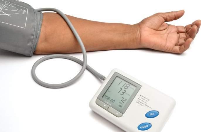 Decrease of blood pressure is danger   रक्तदाब घटणे धोक्याचे