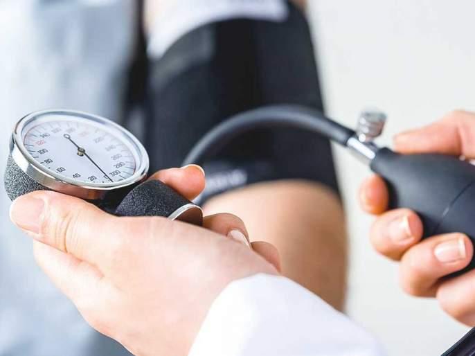 High blood pressure risks; Obviously, diagnosis is done | तरुणांत वाढतोय उच्च रक्तदाबाचा धोका; उशिराने निदान होत असल्याचे उघड