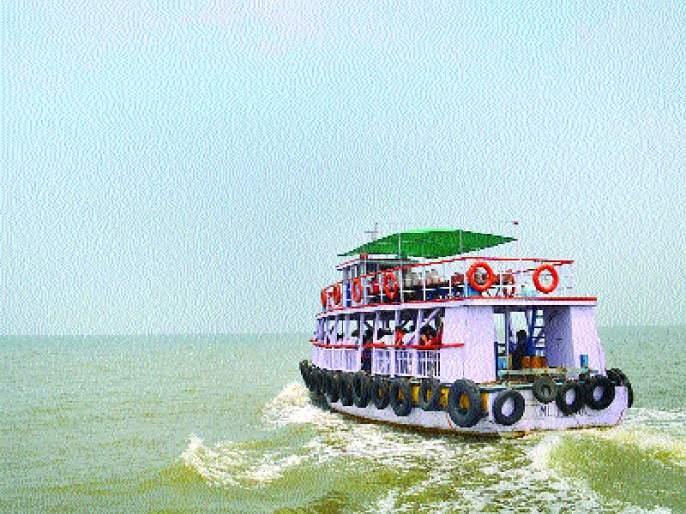 Ferry service to Kanhoji Angre Island will be started from Mumbai to Uran, inaugurated at Gadkari's hands | मुंबई ते उरण दरम्यान कान्होजी आंग्रे बेटापर्यंत फेरी सेवा सुरू होणार, गडकरी यांच्या हस्ते उद्घाटन