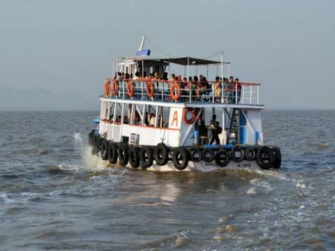 boat suddenly stopped working in sea   69 प्रवाशांना घेऊन निघालेली लाँच अचानक बंद पडली अन्...